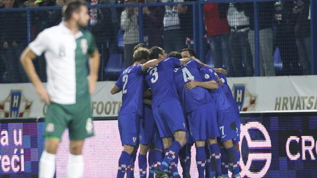 World Cup: Croatia outclass Wales in Osijek
