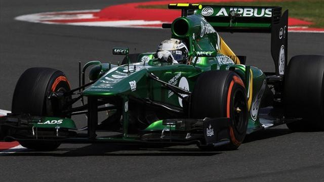 Formula 1 - Caterham to unveil new car at test