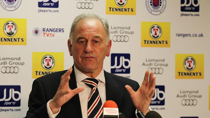 Charles Green claimed Rangers' expulsion from the SPL was partly driven by 'bigotry'
