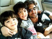 Hrithik Roshan's delightful surprise for son Hrehaan