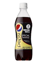 Pepsi Special in Japan claims to reduce fat absorption