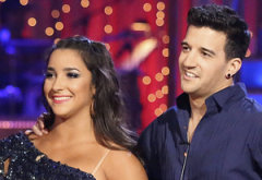 Aly Raisman, Mark Ballas | Photo Credits: Adam Taylor/ABC