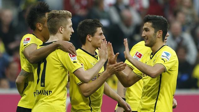 Bundesliga - Highlights: Devastating Dortmund thrash Bayern
