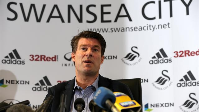 Football - Laudrup: Swans must take the initiative