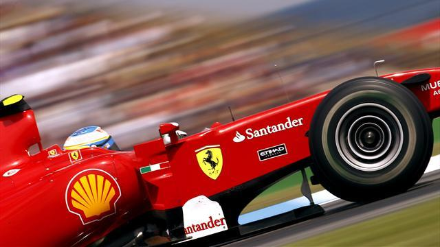 Formula 1 - Ferrari keep up the noise against new-look F1