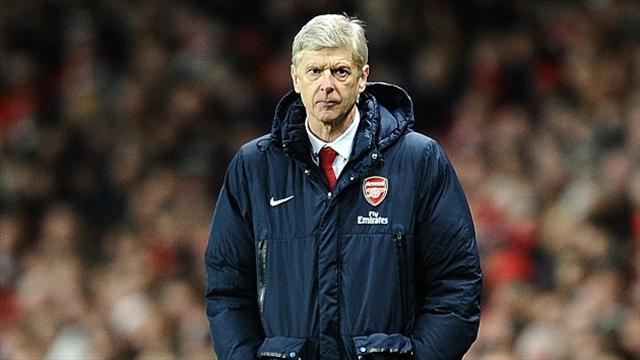 Premier League - Wenger: The title is Chelsea's to lose