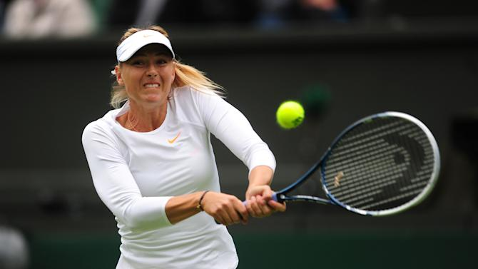 Tennis - 2013 Wimbledon Championships - Day One - The All England Lawn Tennis and Croquet Club
