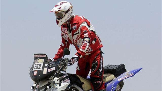 Dakar - Quads: Laskawiec doubles up on stage 10