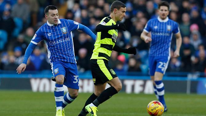 Ross Wallace leads way for Sheffield Wednesday against Huddersfield