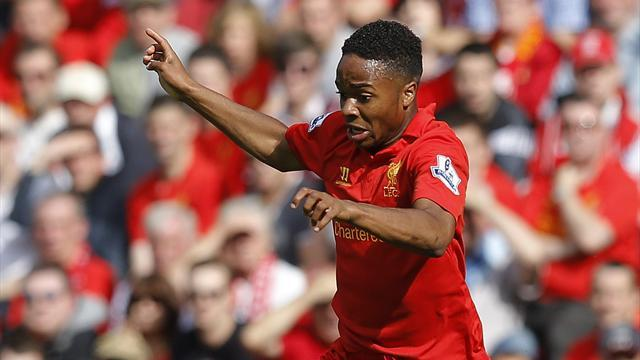 Premier League - Sterling signs long-term deal with Liverpool