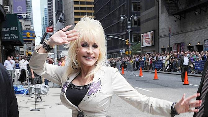 Parton Dolly NYC