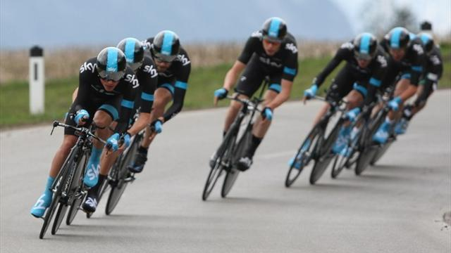 Cycling - Team Sky add another News Corp name to sponsor list