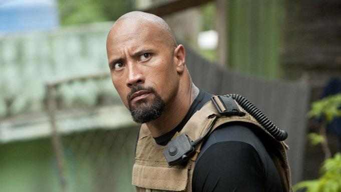 Fast Five Universal Pictures 2011 Dwayne Johnson