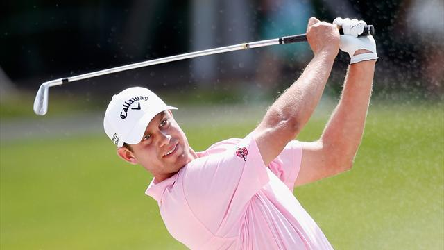 Golf - Five share lead of at weather hit WGC-Cadillac