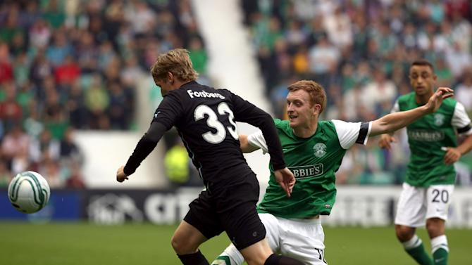 Soccer - UEFA Europa League - Second Round Qualifier - Second Leg - Hibernian v Malmo FF - Easter Road