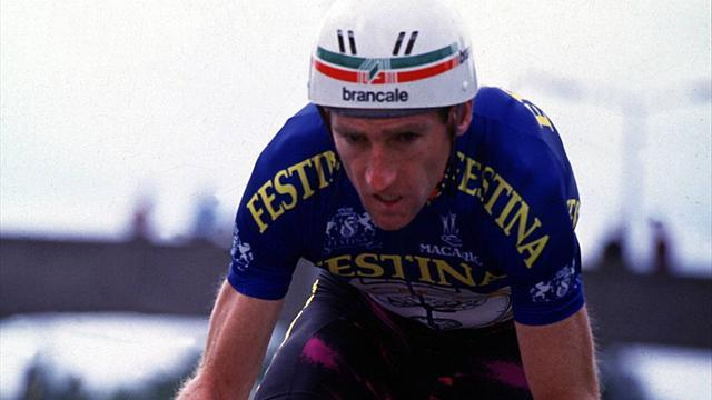Cycling - Sean Kelly's amazing pursuit at the 1992 Milan-San Remo