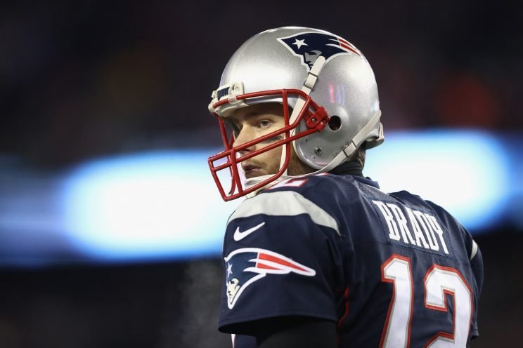 Did NFL Network deliberately leave Tom Brady out of a promo? (Getty Images)