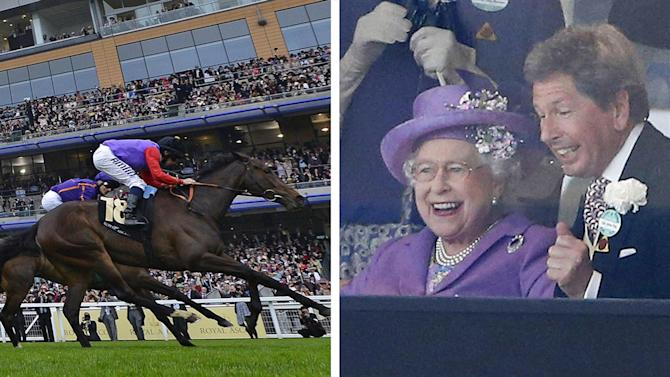 Horse Racing - Queen's horse fails drugs test, prize money to be forfeited