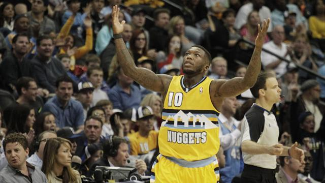 NBA - Lakers routed by Nuggets