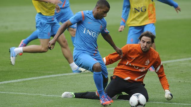 Krul blow for Netherlands