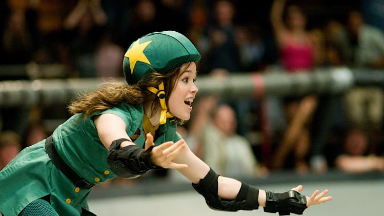 Whip It Production Photos 2009 Fox Searchlight Pictures Ellen Page