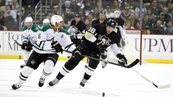 Dallas Stars v Pittsburgh Penguins