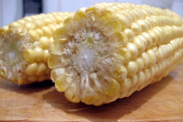 Smarter Choice: Corn on the Cob
