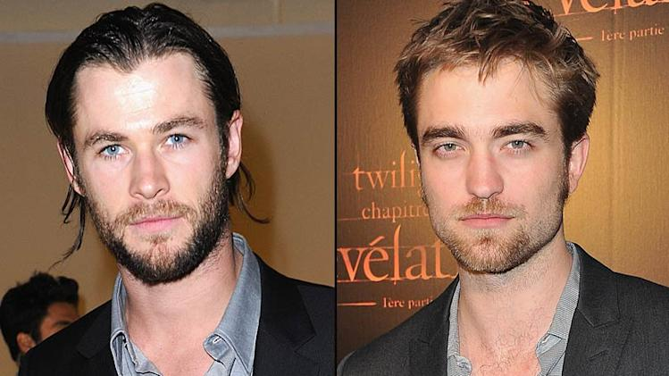 Hemsworth Pattinson