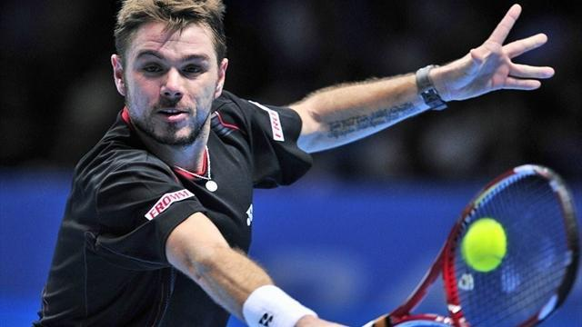 Tennis - No worries Wawrinka, it's Rafa to the rescue