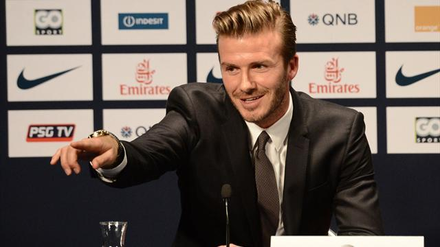 Ligue 1 - Experienced Beckham to kick off French football spring