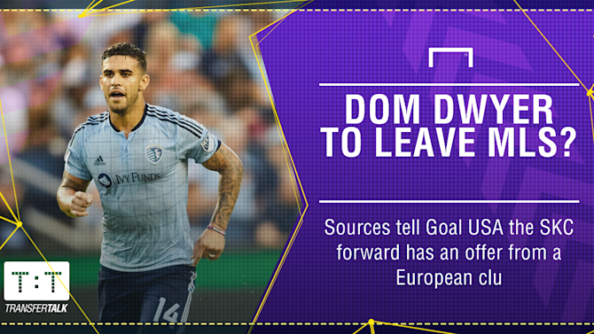 Sources: Olympiakos makes $3 million offer for Sporting KC's Dom Dwyer