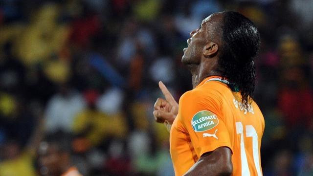African Cup of Nations - Ivory Coast v Nigeria: LIVE