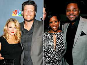 "Blake Shelton and Miranda Lambert Step Out Amid Cheating Rumors; Malcolm Jamal Warner Leaves Regina King ""Brokenhearted"": Today's Top Stories"