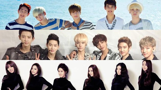 SHINee, EXO-K & Dal Shabet Go to Philippines for K-Pop Republic Concert