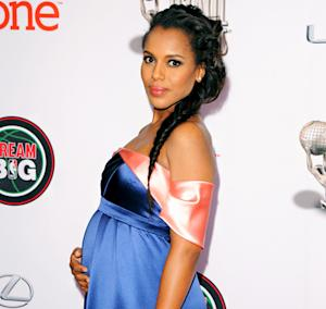 Kerry Washington Gives Birth to Baby Girl With Husband Nnamdi Asomugha