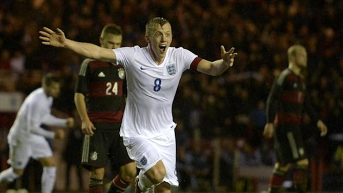 Euro U21 - Jame Ward-Prowse boosts England's Young Lions with win over Germany