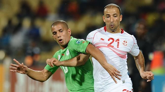 Tunisia v Algeria ratings