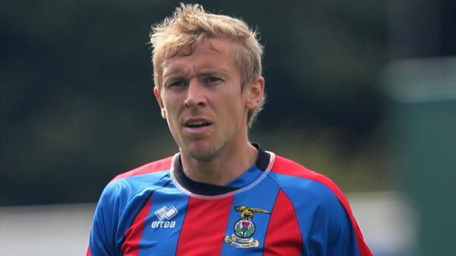 Scottish Football - Foran keeps Inverness in the Cup