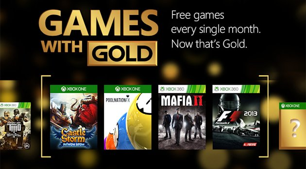 free games on xbox one may 2015