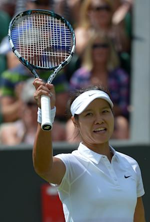 Tennis - Li Na to sit out US Open with knee injury