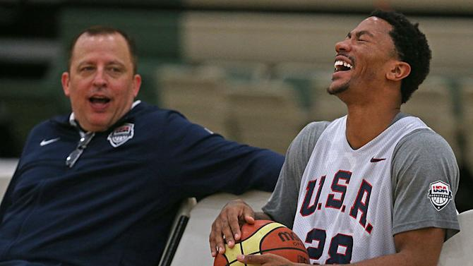 NBA trade rumors: Knicks' Derrick Rose addresses possible reunion with Tom Thibodeau