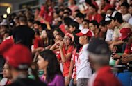 Singapore tickets for second-leg of Philippines match sold out
