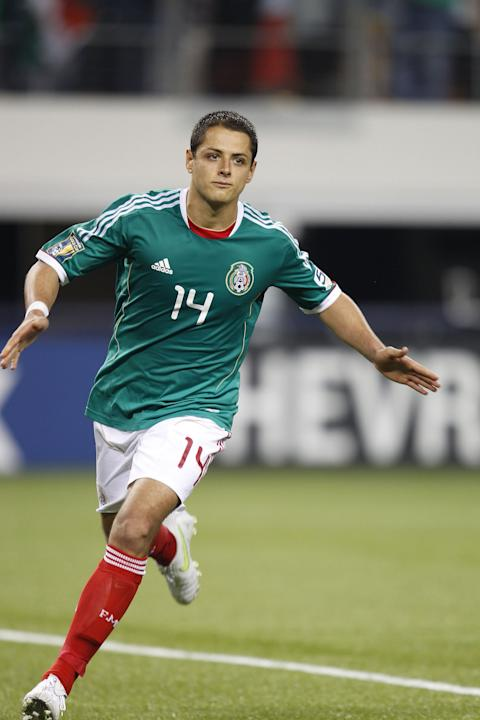 Futbol-Chicharito