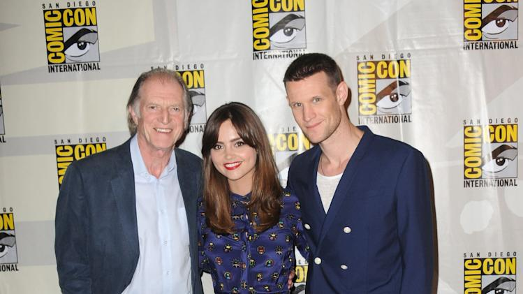 "BBC America's ""Doctor Who"" 50th Anniversary - Comic-Con International 2013"