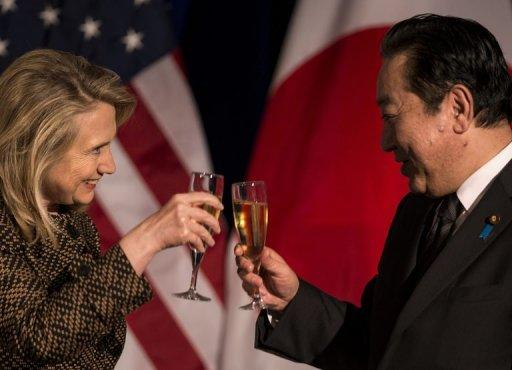 Japan Prime Minister Yoshihiko Noda's visit comes after a rocky patch between the US and Japan