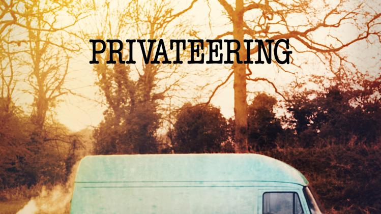"This CD cover image released by Mercury/Universal shows ""Privateering,"" the latest release by Mark Knopfler. (AP Photo/Mercury/Universal)"