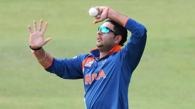 Cricket - India keep faith in Yuvraj for World T20