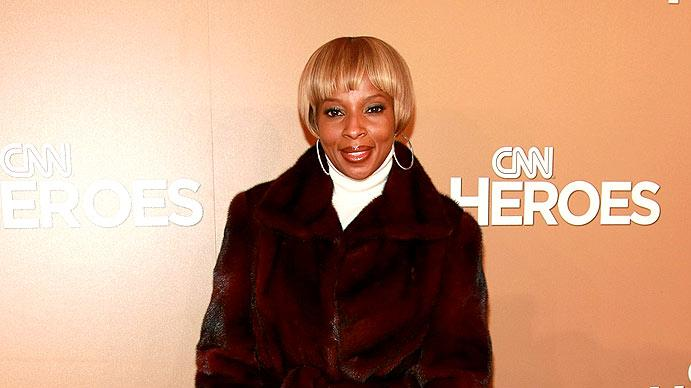 Blige Mary CNN Tribute