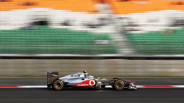 Formula 1 - Indian GP: Race guide