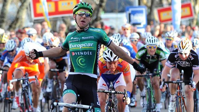 Cycling - Coquard takes Langkawi stage eight sprint